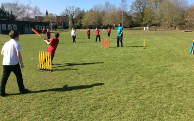 Summer term cricket with Mark Jobling – Chance to Shine